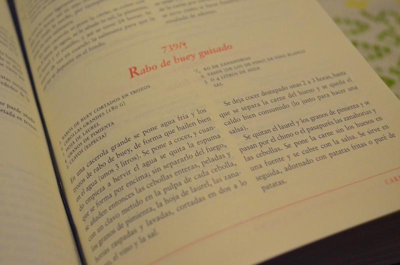 スペイン家庭料理レシピ本