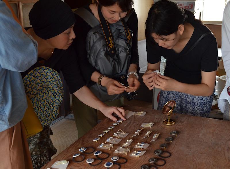 am.陶磁器アクセサリー,ceramic jewellery