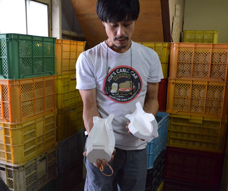 Kaneko Pottery GIYAMAN ceramic, カネコ小兵製陶所, ぎやまん陶