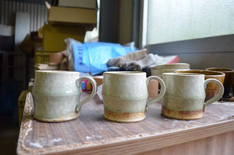 Kei Kawachi's mugs