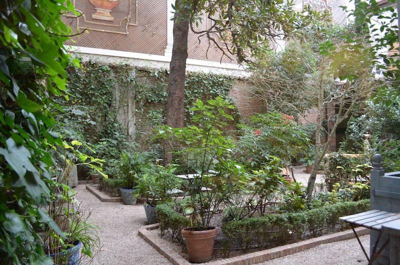 マドリード散歩 国立ロマン主義美術館