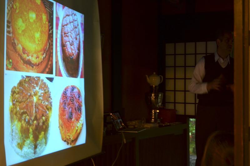 第1回ペルシャ食文化に親しむ会 幸兵衛窯でペルシャ式喫茶 Studio Hiraya
