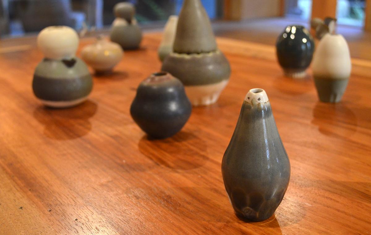 ギャラリー陶林春窯 1年後展 若手陶芸作家展