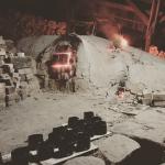 多治見市・幸兵衛窯の「窯焚き」見学