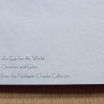 世界をみる眼 An Eye for the World:Ceramics and Glass
