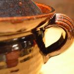 美濃焼の産地で伊賀焼の土鍋を買う