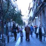 マドリード街歩き、マラサーニャ地区を歩いてみました