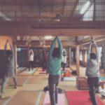 多治見ツキイチ朝ヨガ、一年続きました!次回開催は11月4日(土)です。