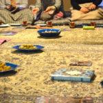 第1回ペルシャ食文化に親しむ会 幸兵衛窯でペルシャ式喫茶 無事開催できました