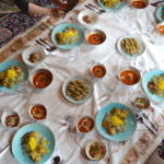 ギャラリー陶林春窯で第2回 ペルシャ食文化に親しむ会、無事開催できました!
