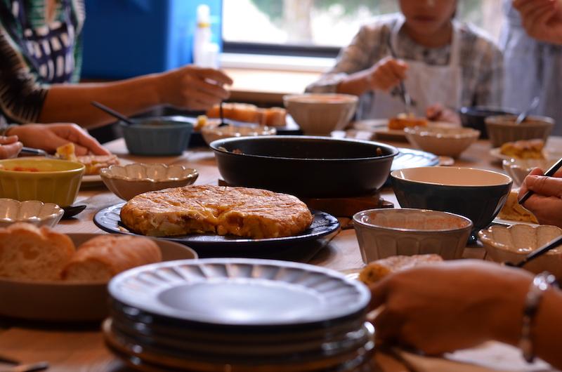 土岐市スペイン料理教室