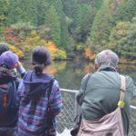 土岐川観察館のイベント「お楽しみ探鳥会」に参加してきました