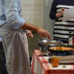多治見で地中海料理体験-「スペインの台所」第1回開催しました